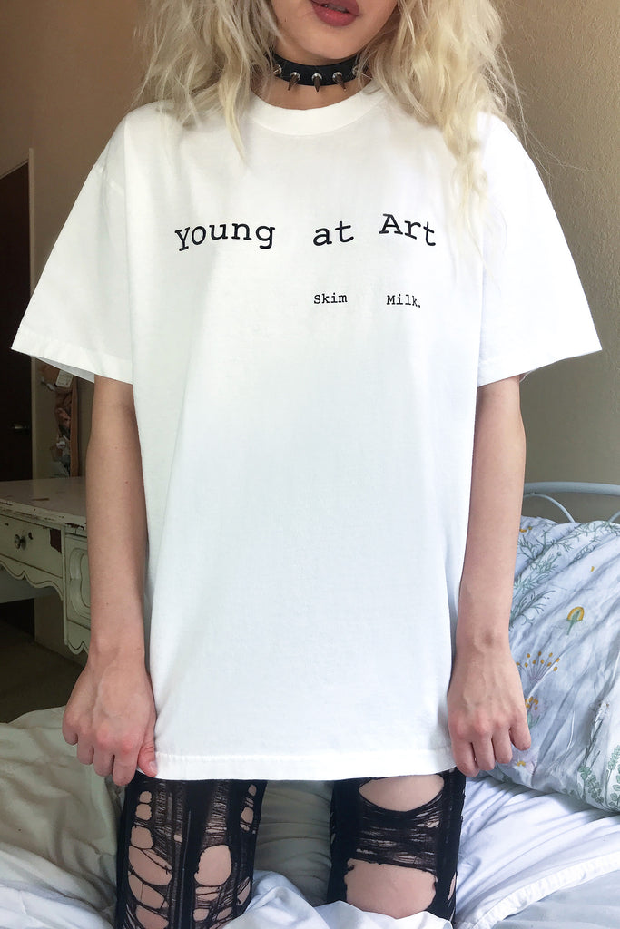 Young At Art Tee