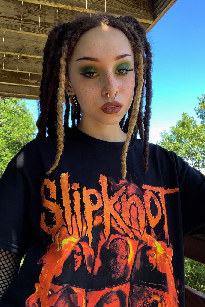 Slipknot Fire Tee