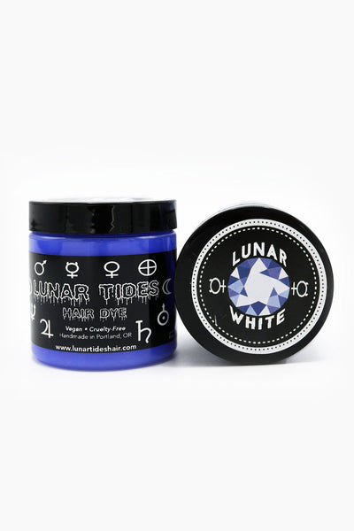Lunar White Toner Hair Dye