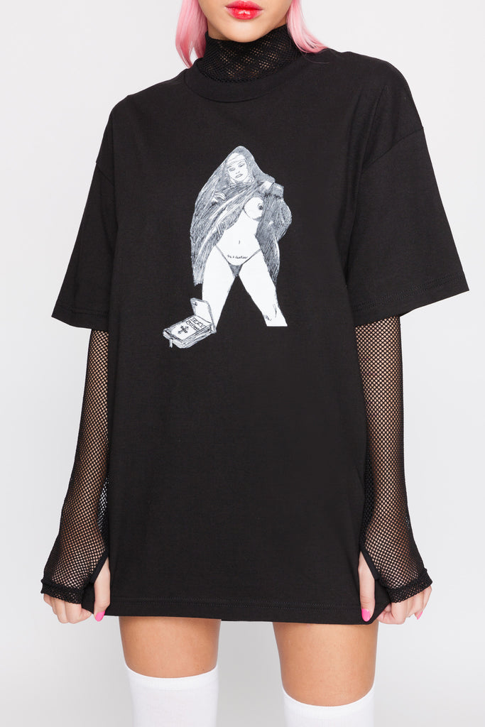 Send Holy Nudes Tee