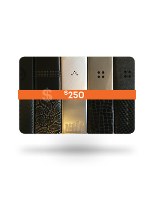 gift card for zerOz skinny wallets