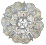 Tudor Rose 18th Century <BR> 22 in. Diameter
