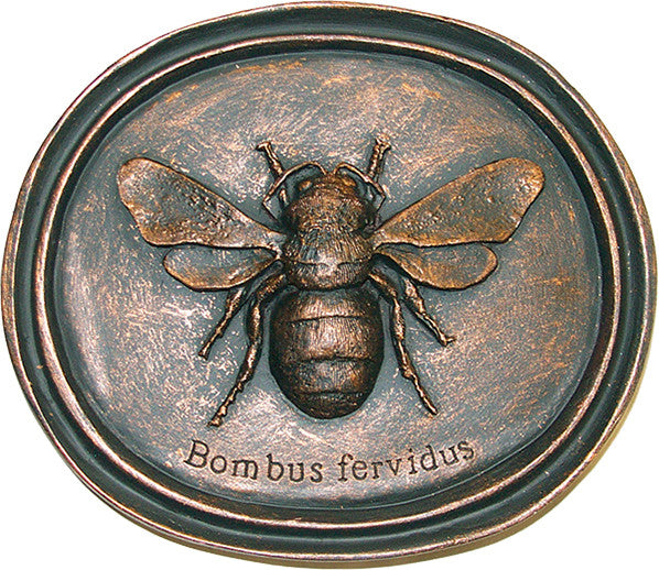 b2 Bee Plaque <BR> 7H 8W 1.75D