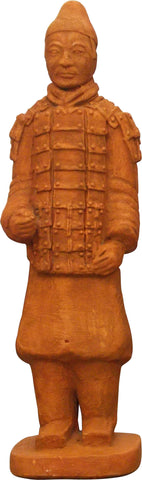Warrior Leader: Pointed Head <BR> 14H x 4W x 3D
