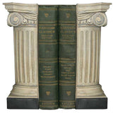 Column Bookends <BR> 7.5H x 6.5W x 4.5D Each