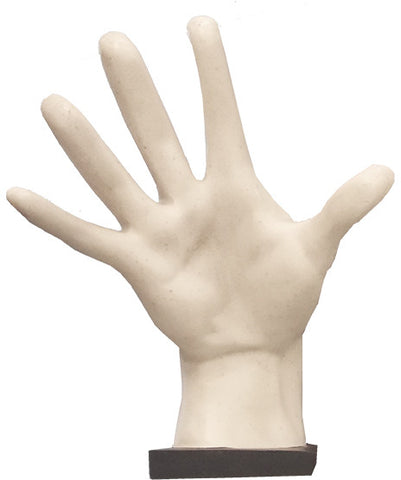 Hand Right on Base <BR> 11.75H x 9.25W x 4.5D