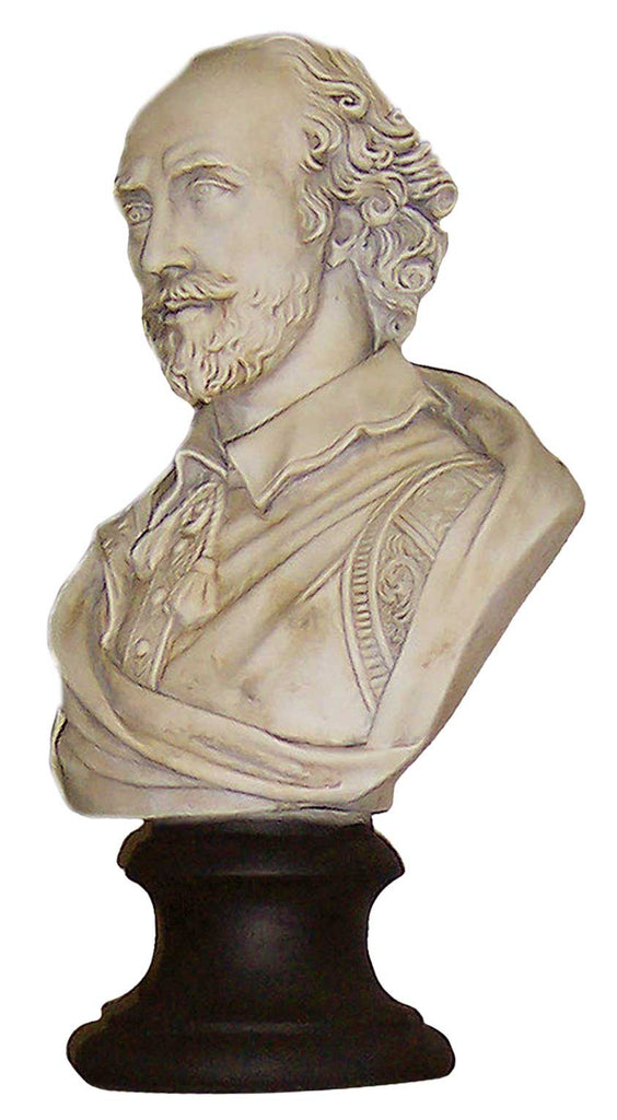 Large Shakespeare <BR> 23H x 15W x 9D