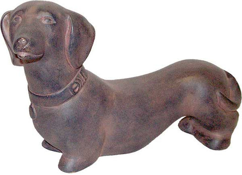 Alex, the Dachshund <BR> 8H x 4W x 12L