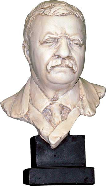 Pres. Theodore -Teddy-  Roosevelt <BR> 10.75H 6.25W 5D