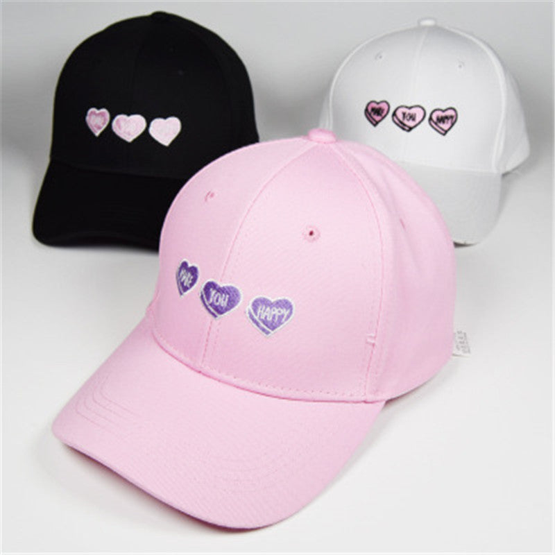 Candy Hearts Hat