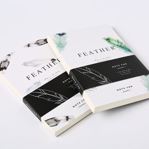 Note for Feather Minimalist Notebook