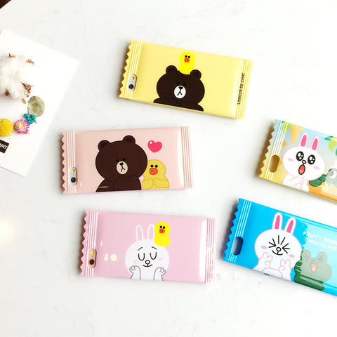 LINE Friends Candy Wrapper Phone Case