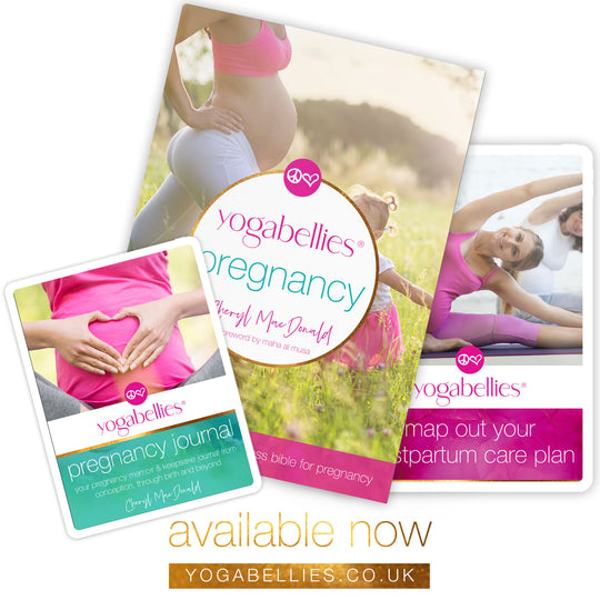 YogaBellies for Pregnancy AND Birth ROCKS at Home DELUXE Kit - PeaceLoveYogaShop, YogaBellies, PeaceLoveYogaMat, PeaceLoveYogaBellies, Cherylyogabelle