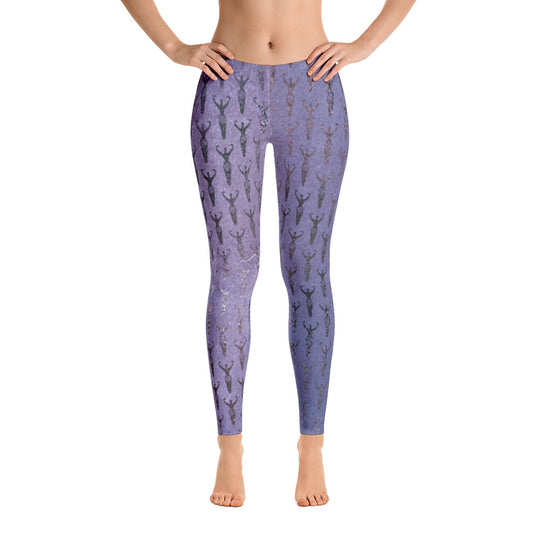 Moonlight Goddess Leggings - PeaceLoveYogaShop, YogaBellies, PeaceLoveYogaMat, PeaceLoveYogaBellies, Cherylyogabelle