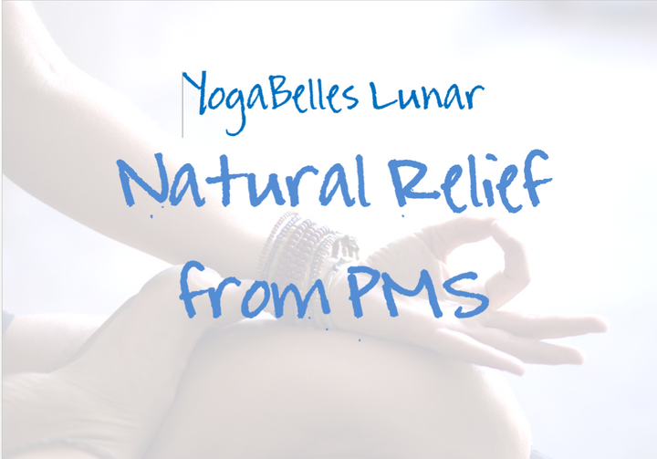 YogaBelles Lunar Natural Relief from PMS Kit - PeaceLoveYogaShop, YogaBellies, PeaceLoveYogaMat, PeaceLoveYogaBellies, Cherylyogabelle
