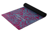 Kama PeaceLoveYoga Mat by YogaBellies® - PeaceLoveYogaShop, YogaBellies, PeaceLoveYogaMat, PeaceLoveYogaBellies, Cherylyogabelle