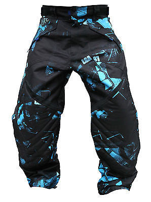 Laysick 411 XLite Pants Dayglo Blue