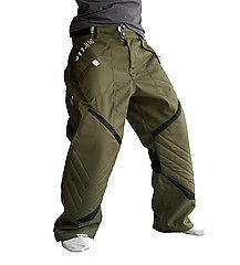 Laysick 411 Lite Pants Olive