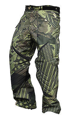 Laysick 411 Lite Pants Barrage Camo
