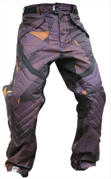 Laysick 411 Lite Paintball Pants - Gold Shard