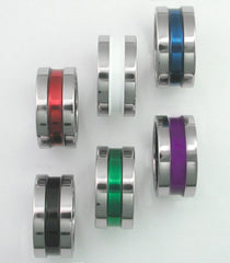 Titanium Ring Colors