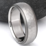 Sable Titanium Ring