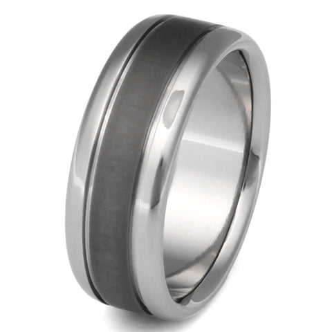 Sable Titanium Ring sa2
