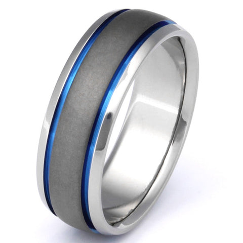 Sable Titanium Rings sa21