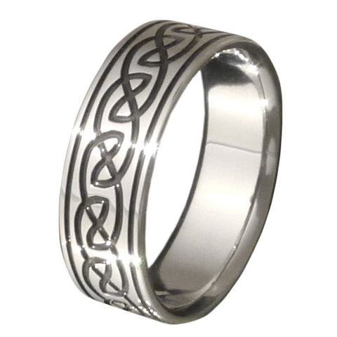 titanium celtic rings ck56 Titanium Wedding and Engagement Rings