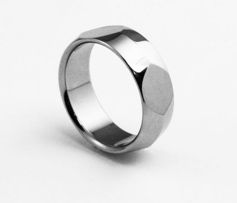 crucible Titanium Wedding and Engagement Rings