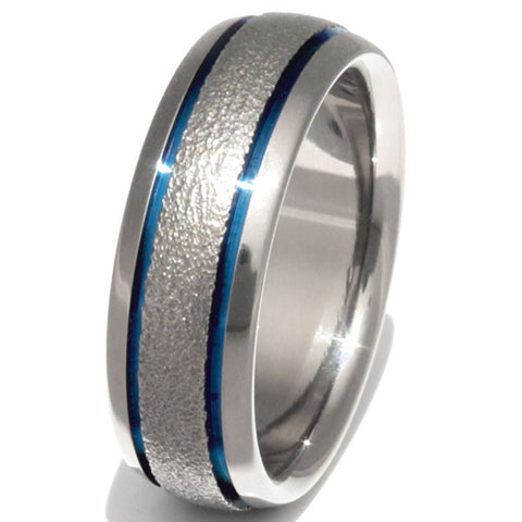 glimmer f16 titanium ring Titanium Wedding and Engagement Rings