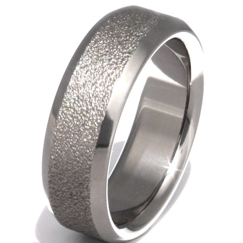 the alaska frost titanium wedding ring f6 Titanium Wedding and Engagement Rings