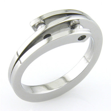 Boone Titanium Ring - Ovoid