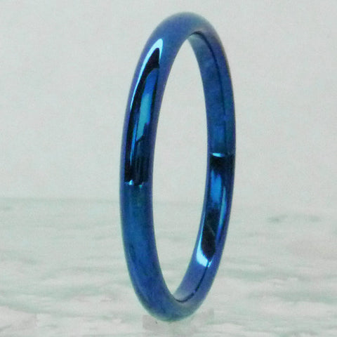 the cobalt band Titanium Wedding and Engagement Rings