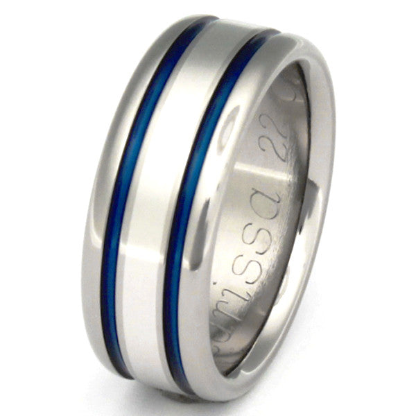 rings for thin wedding her band platinum him jewellery