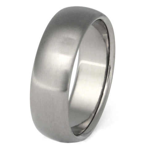 titanium ring foundation n11 Titanium Wedding and Engagement Rings