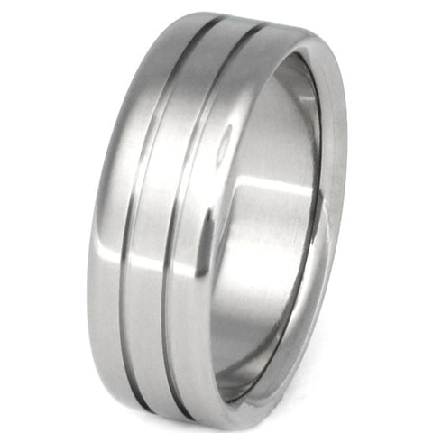 titanium ring invitation n13 Titanium Wedding and Engagement Rings
