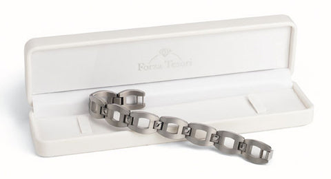 the arca men s titanium bracelet