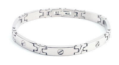 the venustas Woman's Titanium Bracelet