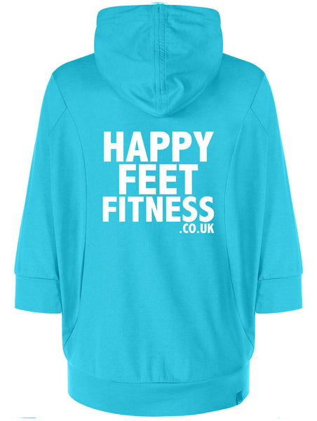 Happy Feet Running Adult Hoodie