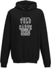 YOLO is Carpe Diem for stupid people Adults Hoodie