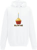 Blow Me Candle Adults Hoodie