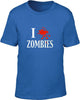 I splat Zombies Kids T-Shirt