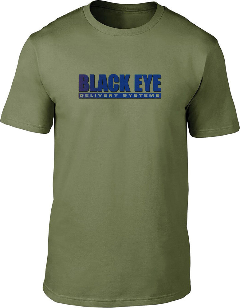 Black eye delivery service Mens T-Shirt