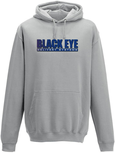 Black eye delivery service Adults Hoodie