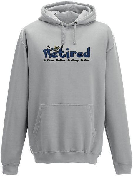 Retired Adults Hoodie