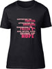 Survivor It came we fought Ladies T Shirt
