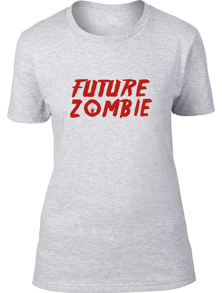 Future Zombie Ladies T-Shirt
