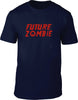 Future Zombie Mens T-Shirt