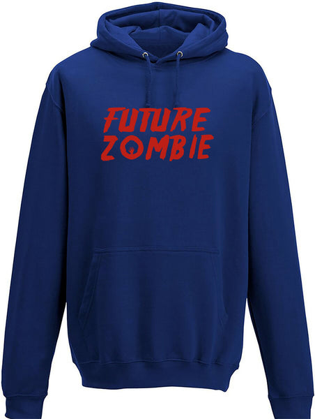 Future Zombie Adults Hoodie
